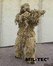 Маскировочный костюм Ghillie DESERT by Miltec