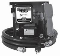 Минизаправка для дизтоплива Hi-Tech Adam Pumps 70 л/мин