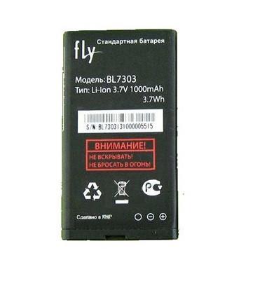 Аккумулятор  Fly BL7303 TS107