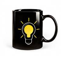 Чашка Лампочка, фото 1