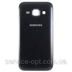 Задняя крышка Samsung J320H, DS Galaxy J3 (2016) чёрная