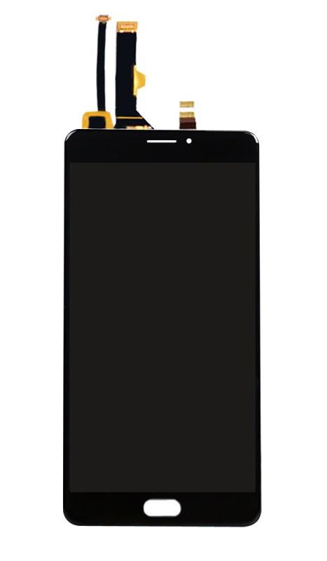 Дисплей Meizu M3 Max + сенсор чёрный