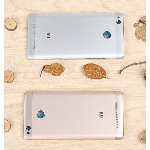 Задняя крышка Xiaomi Redmi 3X золотая оригинал
