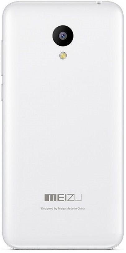 Задняя крышка Meizu M2, M2 mini белая