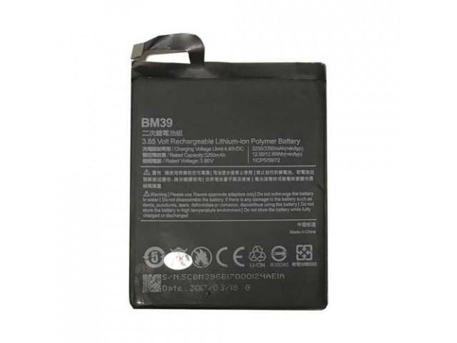 Аккумулятор  Xiaomi BM39 (Mi6) 3250 mAh