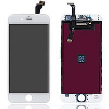 Дисплей iPhone 6 (4.7) + сенсор белый(переклейка)