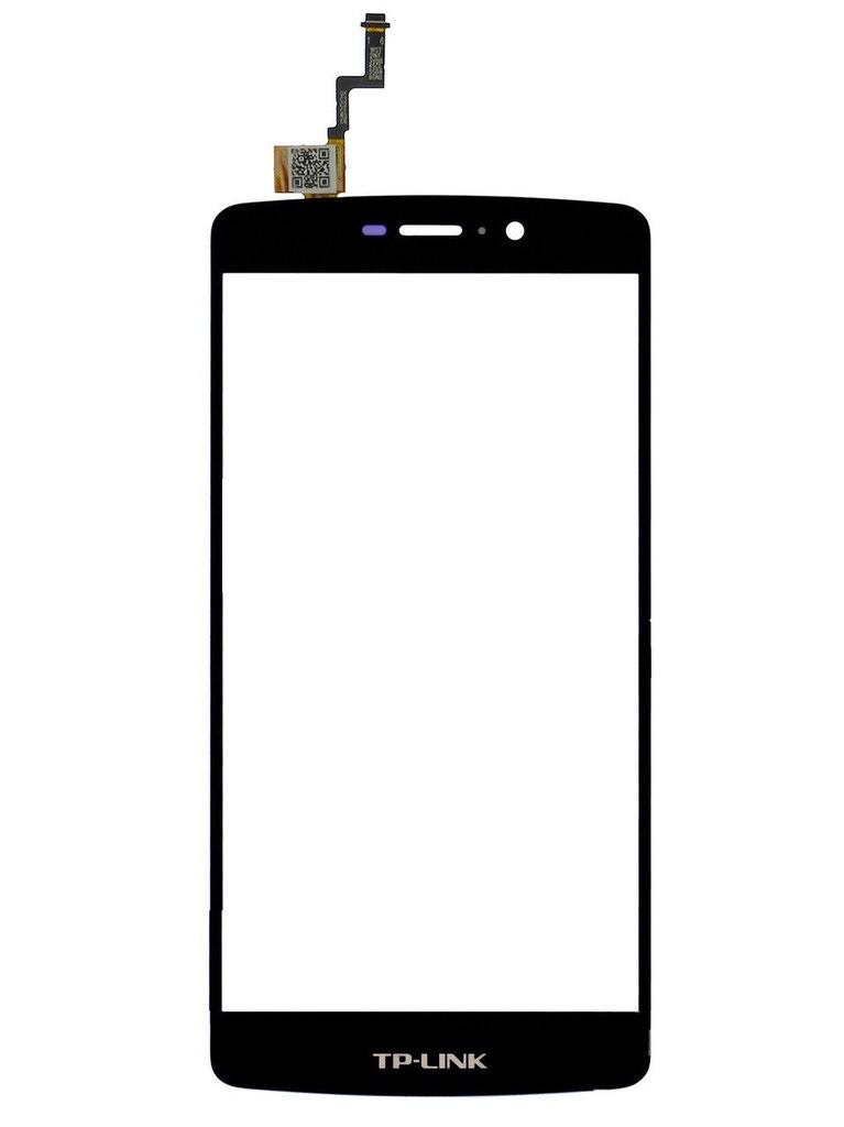 Сенсор (тачскрин) TP-LINK Neffos C5 Max чёрный