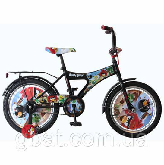 Велосипед дитячий angry birds - ГБАТ (Гуртова База Агропромислової Техніки)  в Хмельницкой области 369163d023186