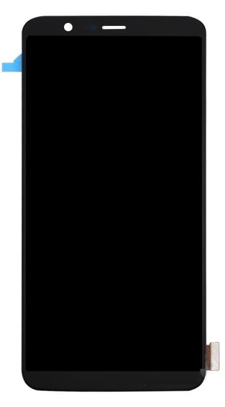 Дисплей OnePlus 5T A5010 + сенсор чёрный оригинал