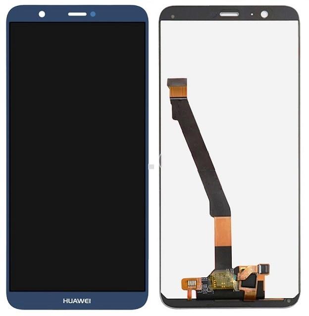 Дисплей Huawei P Smart (FIG-LX1), P Smar DuaL Sim (FIG-L21) + сенсор синий