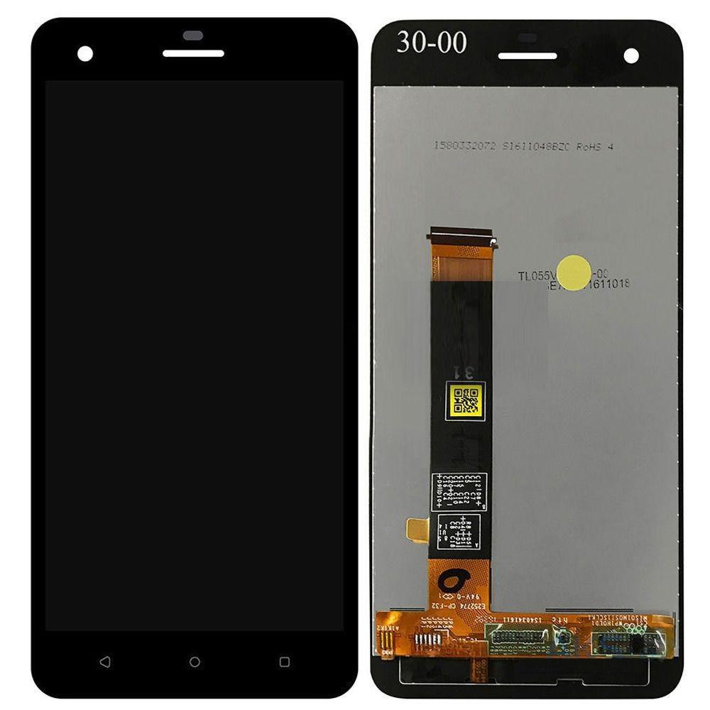 Дисплей HTC 10 Desire Pro, One X10 + с сенсор чёрный