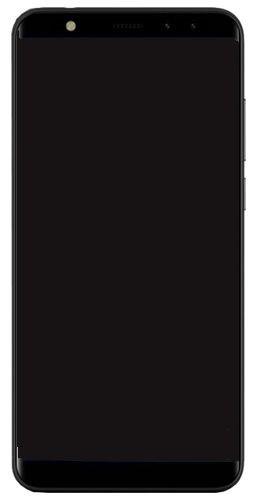 Дисплей Leagoo M9 + сенсор чёрный