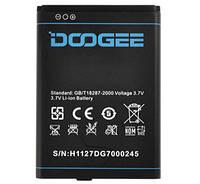 Аккумулятор 100% оригинал Doogee DG700 4000mAh