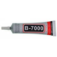 Клей силиконовый B7000 Zhanlida 50мл в тюбике прозрачный