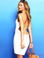 """Платье-парео """"Victoria Secrets"""" (цвет белый ), фото 1"""