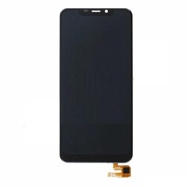 Дисплей Oukitel C12 Pro + сенсор чёрный