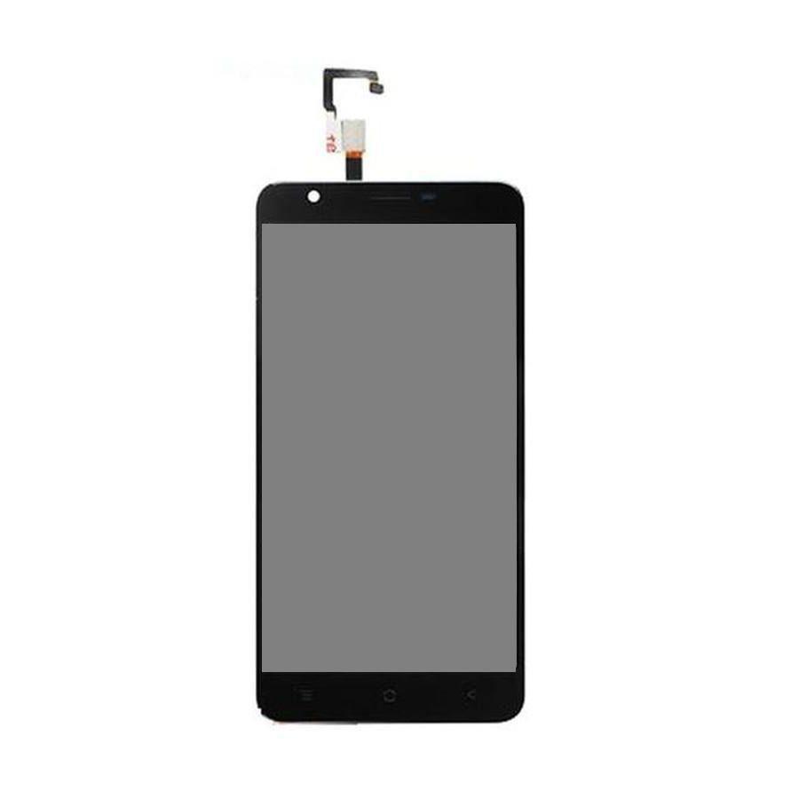 Дисплей Blackview E7, E7s + сенсор чёрный + рамка