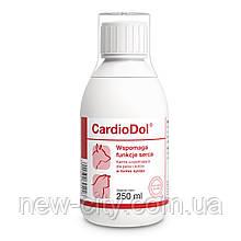 Dolfos (Дольфос) CardioDol (КардиоДол) Вит-Мин. корм  Сироп для поддержания работы сердца 250 мл