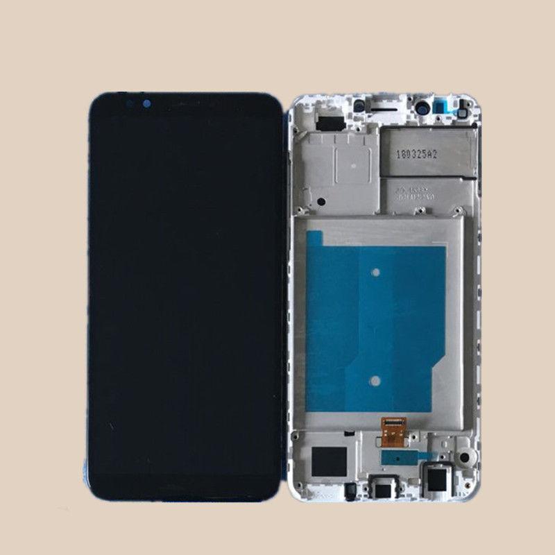 Дисплей Huawei Honor 7C Pro 5.99 (LND-L29) + сенсор чёрный + рамка