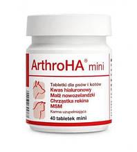 Dolfos (Дольфос) ArthroHa mini Вит-Мин. корм комплекс для лечения суставов для собак и кошек 40 таб