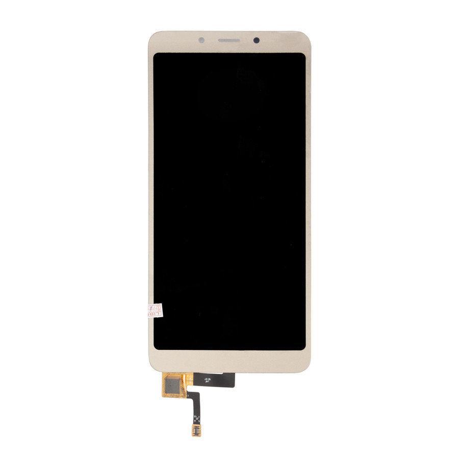 Дисплей Xiaomi Redmi 6, Redmi 6A + с сенсор золотистый