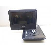 Портативный DVD плеер проигрыватель с T2 OPERA NS758H  7,8 дюймов FM/DVD/USB