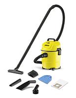 Пылесос для сухой и влажной уборки Karcher WD 1 Car (1.098-307.0)