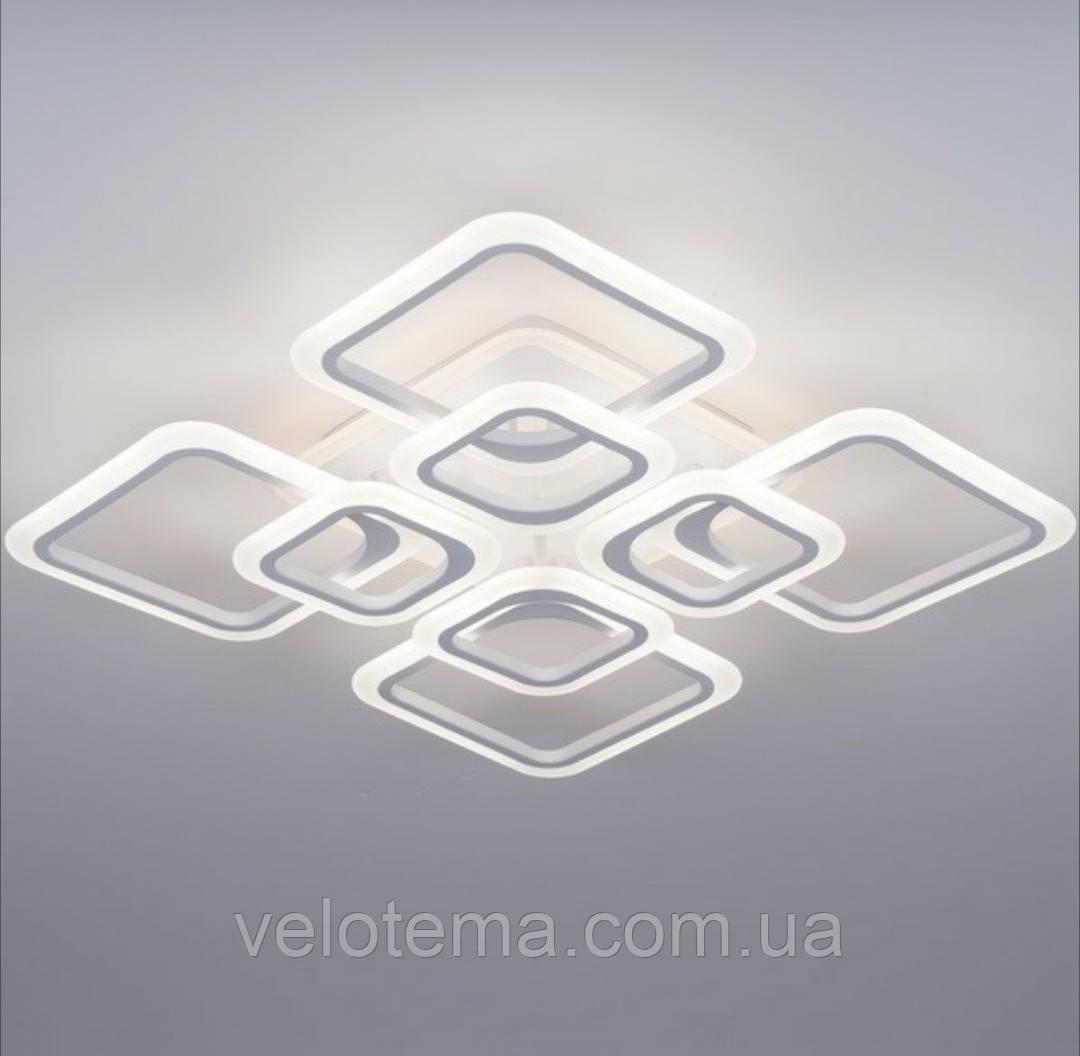 Светодиодная люстра потолочная LED/8