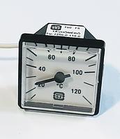 Термометр капиллярный 0-120°С (45×45мм) MMG Венгрия