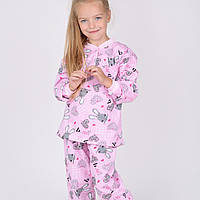 Байковая детская пижама
