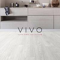Замковая виниловая плитка IVC Vivo