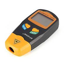 Тахометр цифровой лазерный бесконтактный DT2234C+
