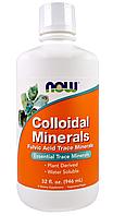Коллоидные минералы COLLOIDAL MINERALS 946мл до 08/20года