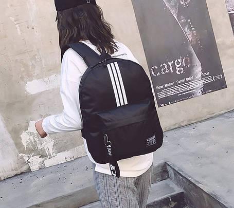 Практичный спортивный тканевый рюкзак, фото 2