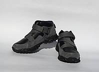 Ботинки на мальчика подростковые Капитошка