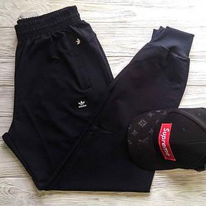 Штаны мужские спортивные Adidas Тёмно-синие