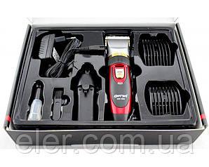 Беспроводная машинка для стрижки бороды и волос Gemei GM-550