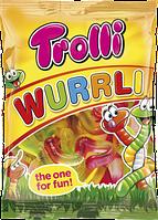 Желейные конфеты Trolli Червячки Германия 75г