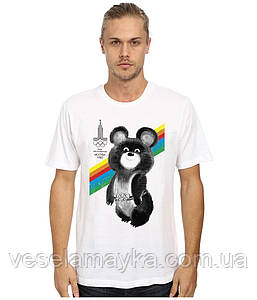Футболка Олимпиада 80 (Москва)