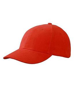 Ламинированная 6 панельная кепка  Гренадин