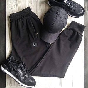 Штаны мужские спортивные Under Armour Чёрный цвет