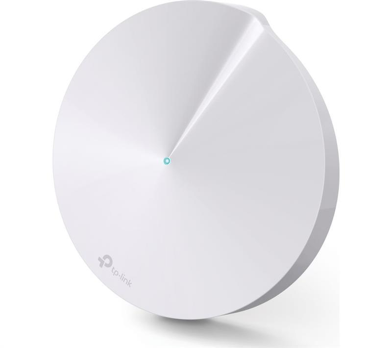 WiFi Mesh система TP-Link DECO M5 (AC1300, 2xGE LAN/WAN, Bluetooth, MESH, MU-MIMO, 4 антенны)