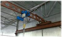 Кран-балки опорные и подвесные  г/п 1-10т. мостовые электрические однобалочные и двухбалочные