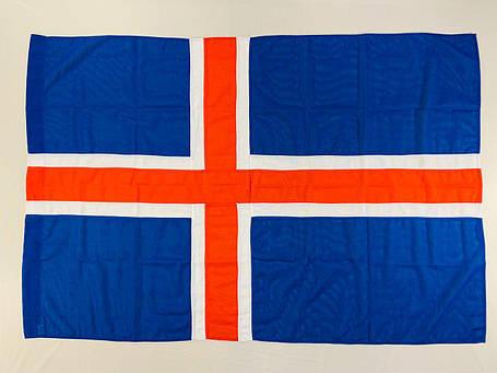 Флаг Исландии - (1м*1.5м), фото 2