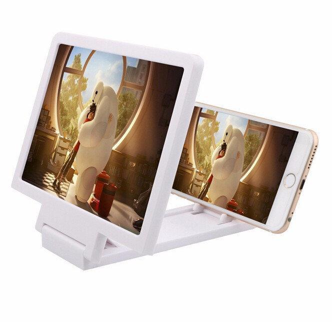 3D Подставка-увеличитель экрана для смартфона - Best-Price в Запорожской области