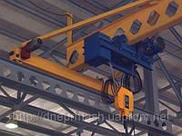 Кран-балка/мостовой кран г/п1-10т опорные/подвесные