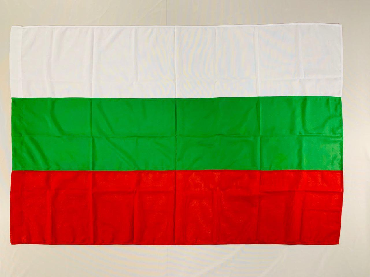 Прапор Болгарії - 1м*1.5м