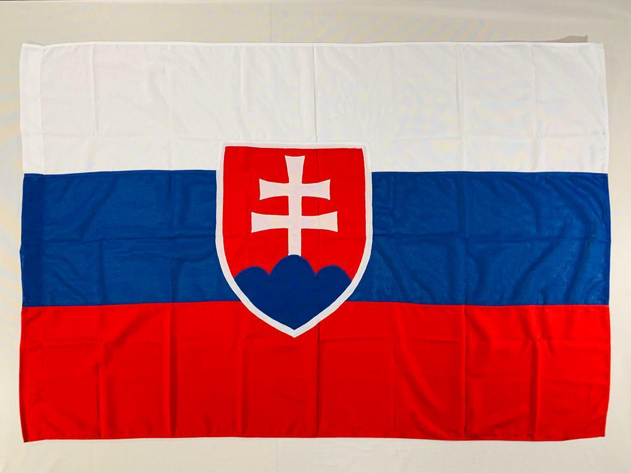Флаг Словакии - (1м*1.5м)