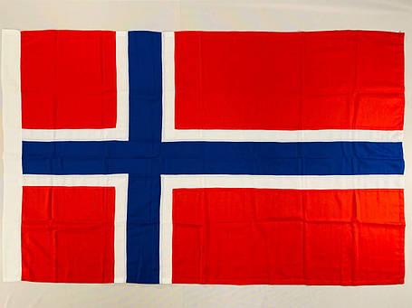 Флаг Норвегии - (1м*1.5м), фото 2