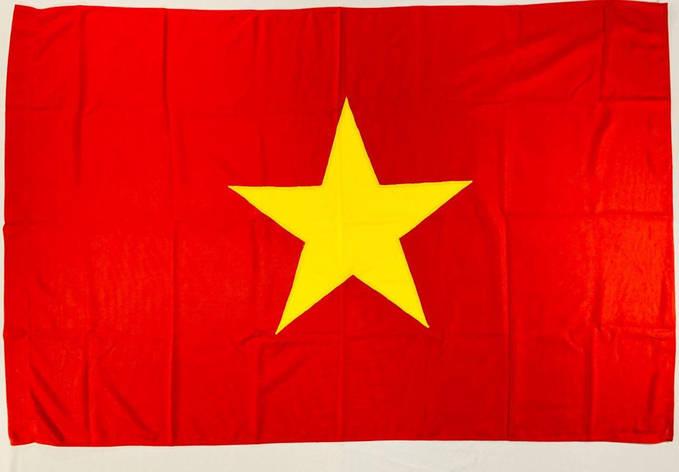 Флаг Вьетнама - (1м*1.5м), фото 2